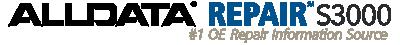 ALLDATA Repair S3000 Logo