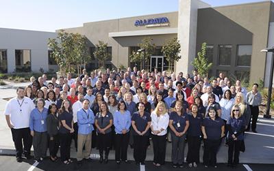 ALLDATA Employee Group Photo